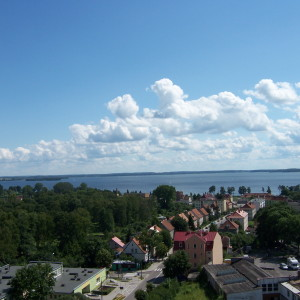 Aussicht vom Wasserturm